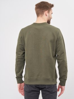Свитшот Calvin Klein Jeans Institutional Logo Reg Crew Neck J30J307758-LDD Deep Depths