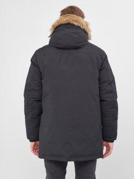 Парка Calvin Klein Jeans Fur Trimmed Down Parka J30J316661-BEH CK Black