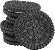 Печенье сахарное Toniya Sandwich black&white 1.8 кг (000009531)