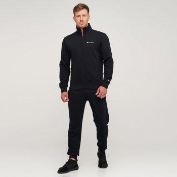 Чоловічі спортивні штани Champion Rib Cuff Pants Чорний (cha214824-NBK)