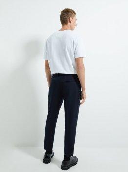 Брюки Zara 1608/317/401 Темно-синие