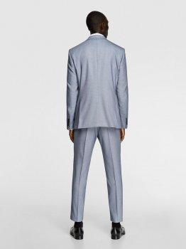 Брюки Zara 1564/321/060 Синие с белым