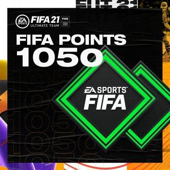 FIFA 21 ULTIMATE TEAM - 1050 FUT points (PC / Origin)