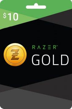 Razer Gold $10 gift card