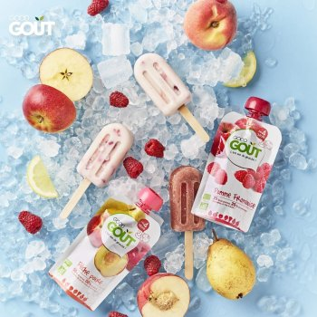 Дитяче фруктове пюре Good Gout Слива 120 г (3770002327463)