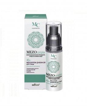 Дневной мезокрем для лица Интенсивное омоложение Белита Mezocomplex 40+ 50 мл (4899151021450)
