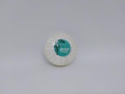 Крем-мило туалетне тверде Шик Готельне Зелене 20 г (288 шт/ящ.)