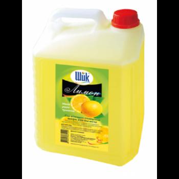 Жидкое мыло Шик Лимон 5 л
