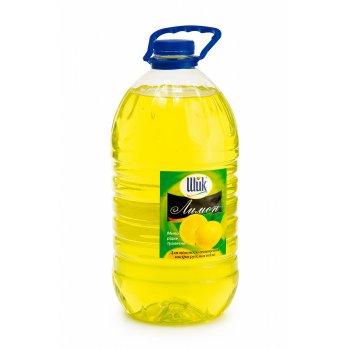 Жидкое мыло Шик Лимон 4,5 л