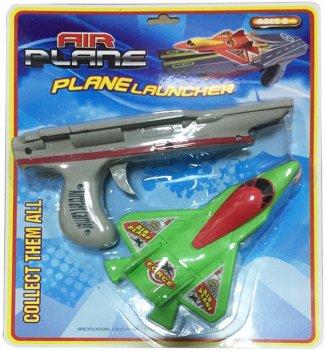 Самолет-планер Rong Xian Yi с пусковой установкой (2013-2) (6910010201325)