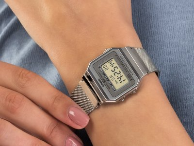 Женские часы Casio A700WEM-7AEF