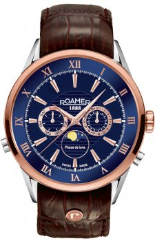 Чоловічий годинник Roamer 508821.49.43.05