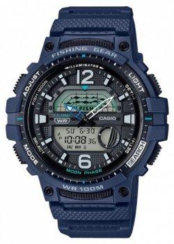 Чоловічі годинники Casio WSC-1250H-2AVEF