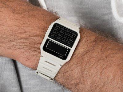 Чоловічі годинники Casio Vintage CA-53WF-8BEF