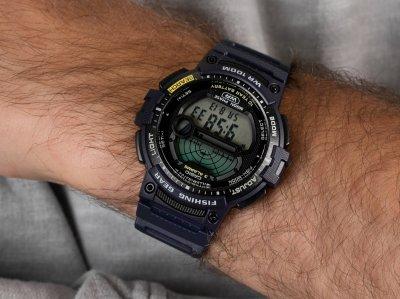 Чоловічі годинники Casio WS-1200H-2AVEF