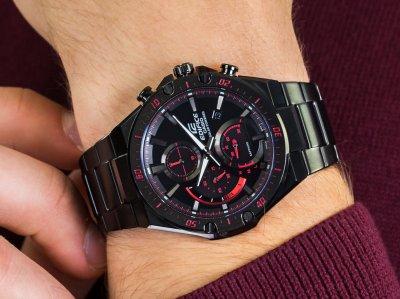 Чоловічі годинники Casio EDIFICE EFS-S560DC-1AVUEF