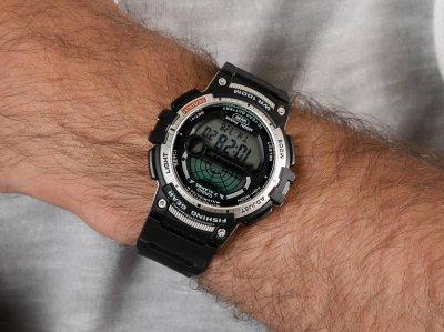 Чоловічі годинники Casio WS-1200H-1AVEF
