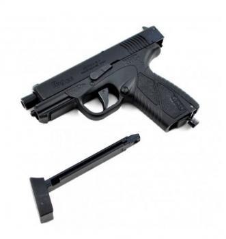 Пістолет пневматичний ASG Bersa BP9CC Blowback!. Корпус - пластик (2370.25.38)