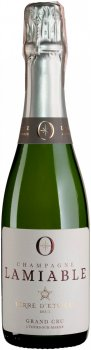 Шампанське Lamiable Terre D`Etoiles Brut Grand Cru біле брют 0.375 л 12.5% (3760164320112)