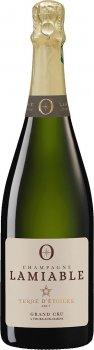 Шампанське Lamiable Terre D`Etoiles Brut Grand Cru біле брют 0.75 л 12.5% (2153705537055)