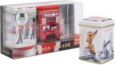 Набор черного чая Ahmad Tea London Parade Collection 3 х 25 г (54881010962)