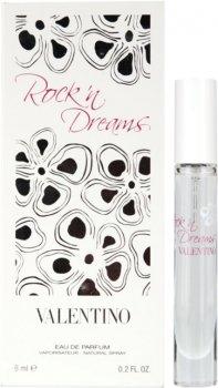 Миниатюра Парфюмированная вода для женщин Valentino Rock N Dreams 6 мл (737052238272)