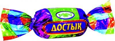 Карамель Рахат Достык 1 кг (4870036004762_4870082004762)