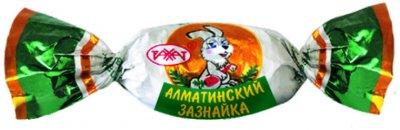 Карамель Рахат молочно-ореховая Алматинский Зазнайка 1 кг (4870036007610)
