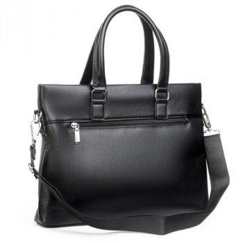 Мужская деловая сумка DR BOND A1323 black