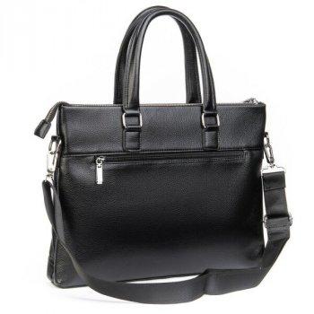 Мужская деловая сумка DR BOND 1323 black