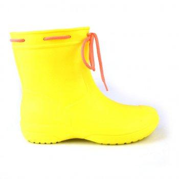 Сапоги женские Jose Amorales 119210 желтые