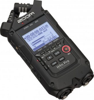 Диктофон Zoom H4n PRO BLK