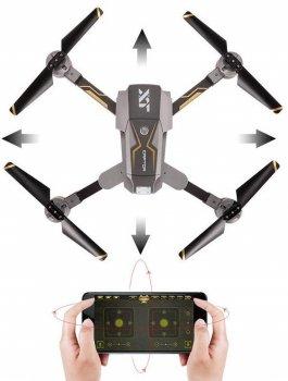 Квадрокоптер UTG-T X-pack 8 Black + Акумулятор для квадрокоптера X-pack 8 (4820177260139)