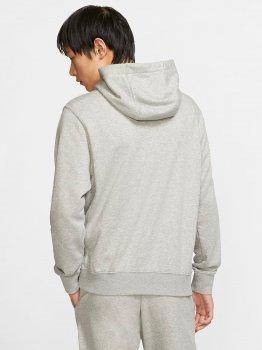 Толстовка Nike M Nsw Club Hoodie Fz Ft BV2648-063 Світло-сіра