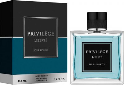 Туалетная вода для мужчин Art Parfum Privilege Liberte Аналог Chrome Azzaro Sport 100 мл (3770004118854)