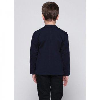 Пиджак для мальчиков VIDOLI В-15322W синий