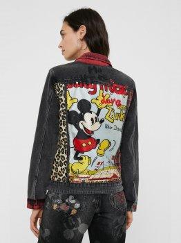 Джинсова куртка Desigual 20WWED32-5162