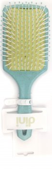 Щетка для волос Dini массажная прямоугольная FC-002 голубая (4823098411017)