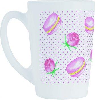 Чашка Luminarc New Morning Rose Macaroons 320 мл (Q0567)