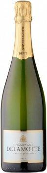 Шампанське Delamotte Brut брют 0.75 л 12% (3418760000654)