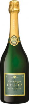 Шампанське Deutz Brut Classic біле брют 0.75 л 12% (3359952005005)