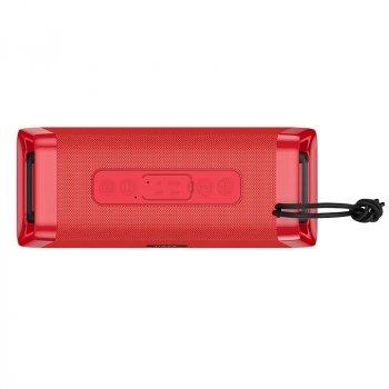 Портативна Bluetooth колонка Hoco BS35 Classic sound sports Red