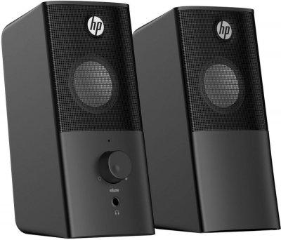 Акустична система HP 2.0 DHS-2101, 3,5 мм + USB, 6Вт (DHS-2101)