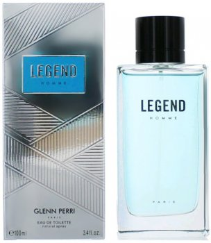 Туалетная вода для мужчин Glenn Perri Legend Men 100 мл (3700134407467)