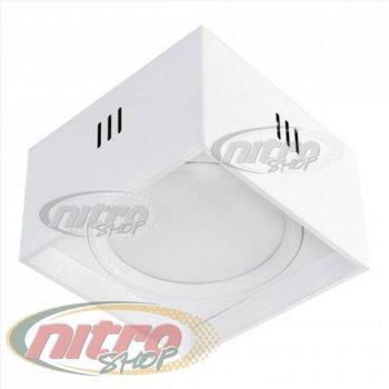 Світильник стельовий світлодіодний LED Horoz Electric SANDRA-SQ15 15Вт (~120Вт) 220В 4200K Білий (016-045-0015)