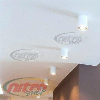 Світильник стельовий світлодіодний LED Horoz Electric SANDRA-5/XL 5Вт (~40Вт) 220В 4200K Білий (016-043-1005)