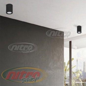 Світильник стельовий світлодіодний LED Horoz Electric SANDRA-10/XL 10Вт (~80Вт) 220В 4200K Білий (016-043-1010)
