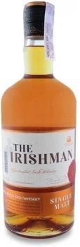 Виски The Irishman Single Malt 1 л 40% (250011728824_5099811905432)