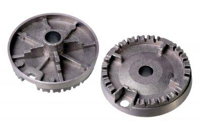 Горелка для газовой плиты Nord h=27 mm d=69 mm