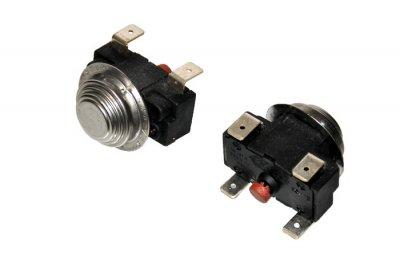 Термостат (термореле) для бойлера Electrolux 959714718, NC80/80, Z0122C02C1 Orig. 80°С 250V 16A